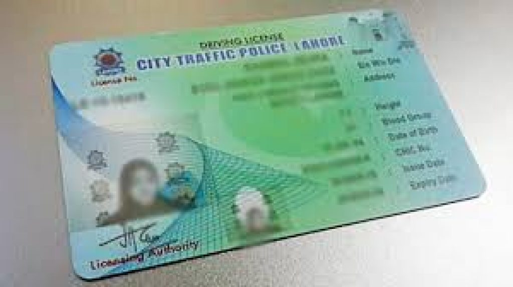 Driving license can now be renewed from any district   Pakistan Today