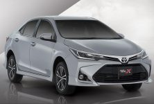 Toyota Corolla Altis X 1.8 2021 Price, Specifications & Features in Pakistan